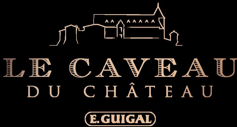 Logo Caveau du Château Guigal