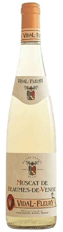 Muscat de Beaumes-de-Venise - Vidal-Fleury - Blanc