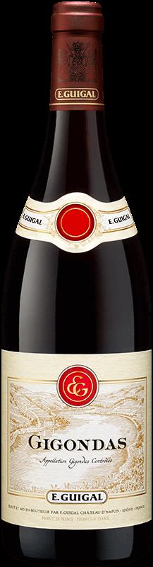 Gigondas - Guigal - Rouge