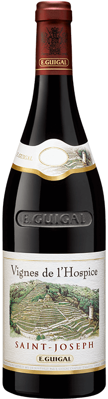 Saint-Joseph - Vignes de l'Hospice - Guigal - Rouge