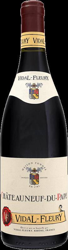 Châteauneuf-Du-Pape - Vidal-Fleury - Rouge