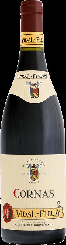 Cornas - Vidal-Fleury - Rouge