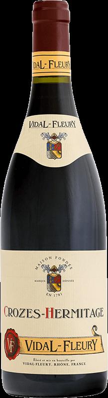 Crozes-Hermitage - Vidal-Fleury - Rouge