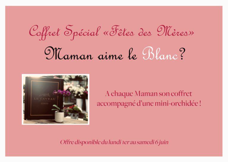 """Coffret Spécial Fêtes des Mères : """"Maman aime le Rosé ?"""""""