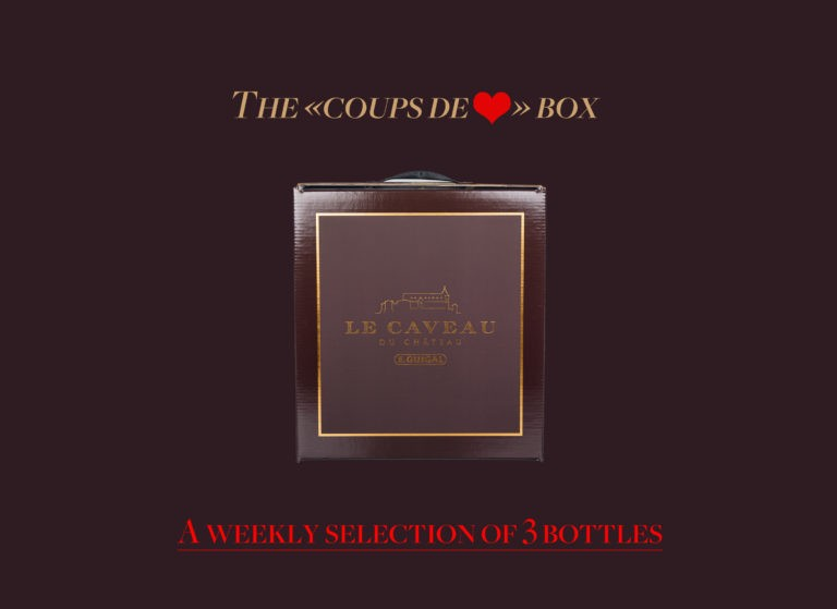 """The """"Favorites"""" of the week : the perfect Autumn selection ! - 3 bottles"""